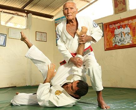 Helio Gracie Jiu-Jitsu
