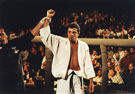 Royce Gracie Champion
