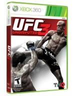 UFC undisputed 3 Capa