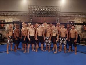 Tuf Brasil lutadores