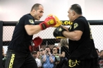 Junior Cigano Treinamento