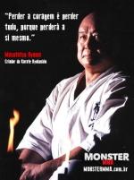 Mas oyama Frase karate 2