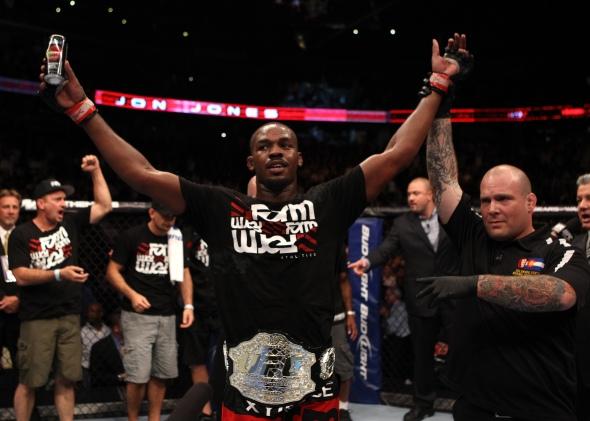 UFC 135: Jones v Rampage