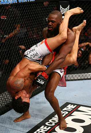 jon jones e Vitor Belfort