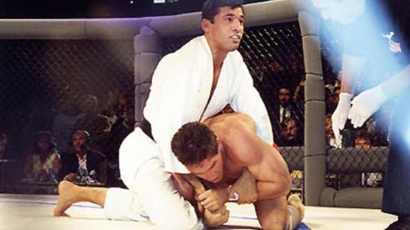 Royce Gracie UFC 2