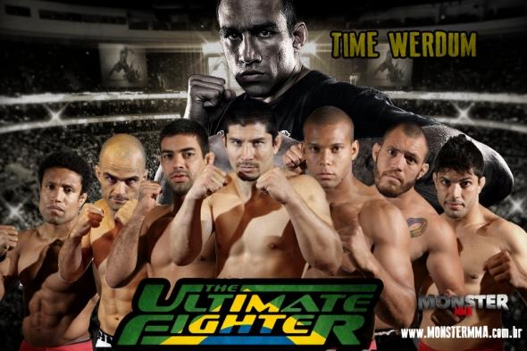 Time werdum tuf brasil 2