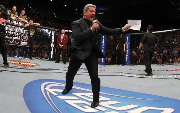 Bruce Buffer UFC