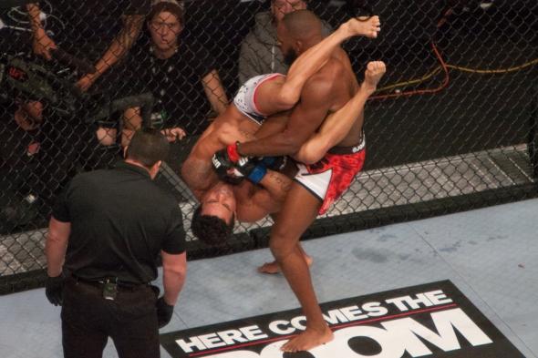 Jon Jones vs. Vitor Belfort