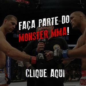 Faça parte do Monster MMA - Clique Aqui