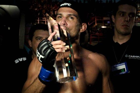 Léo Santos UFC